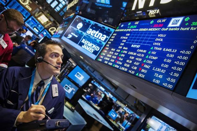 As bolsas americanas dispararam no pregão desta segunda-feira (7), refletindo uma aposta do mercado financeiro de que a democrata Hillary Clinton vencerá as eleições americanas, realizadas nesta terça-feira