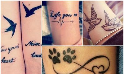 Tylko Magia Słowa Tatuaż A Dlaczego Nie