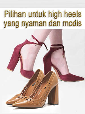 Top Artikel Tips Sepatu Wanita 3974ddcb0a