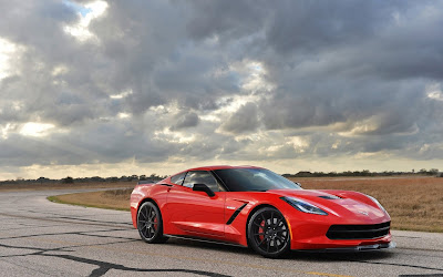 chevrolet corvette stingray widescreen hd wallpaper