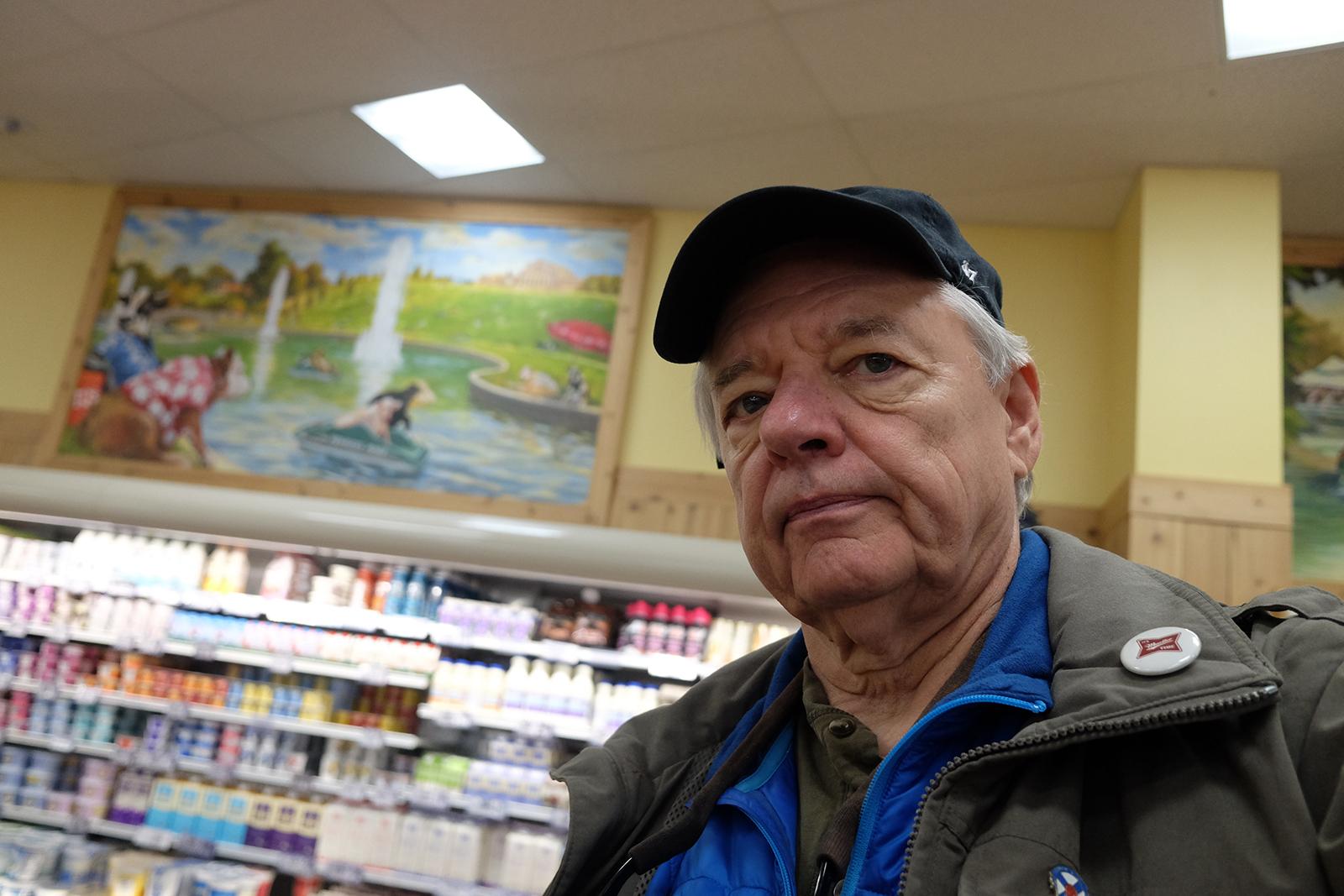 Stan Strembicki's Self Portrait Blog: Trader Joe's