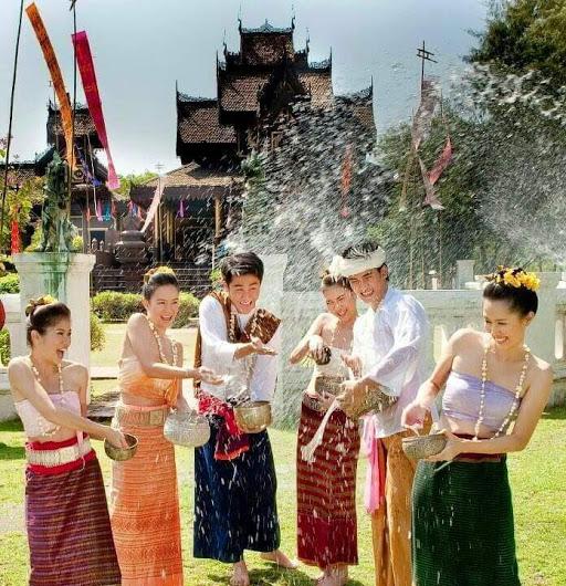 1000 Smiles Thai Festival, Thainess, Thailand travel