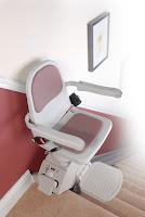Krzesełko schodowe Acorn Superglide