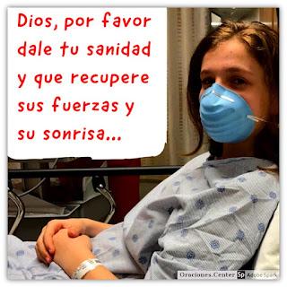 Oración por la Salud de un Enfermo