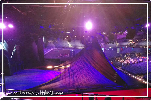 Palais des sport de Paris :Showtime de Holiday on Ice