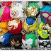 Colorific luchador masks