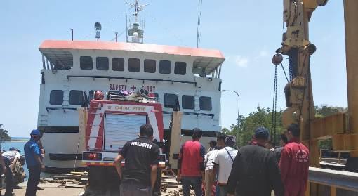 Bupati Akan Serahkan Bantuan Armada Damkar, Untuk Masyarakat Pulau Jampea