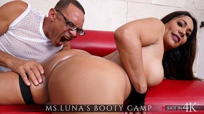 BigBootyTGirls – Isabella Luna – Ms.Luna's Booty Camp