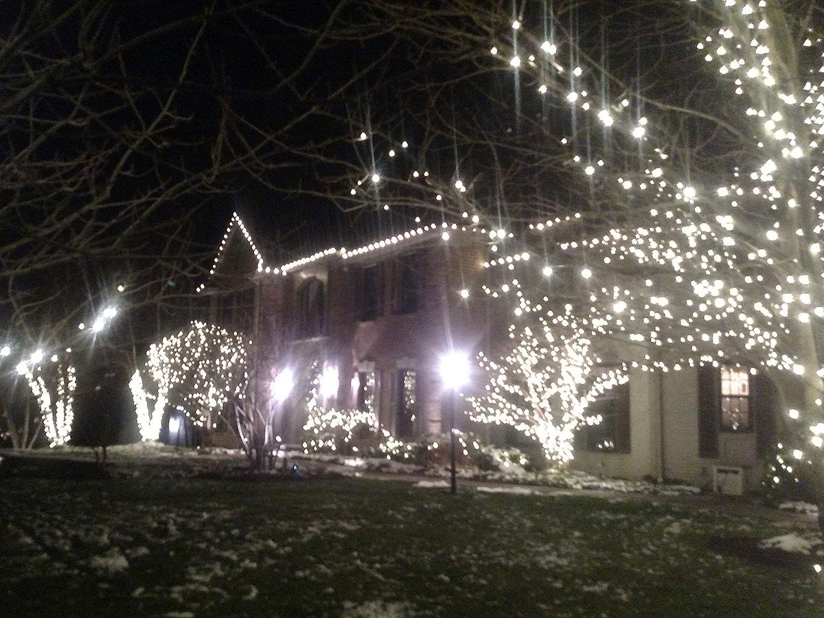 Christmas Lights Installation Rochester Ny Majestic