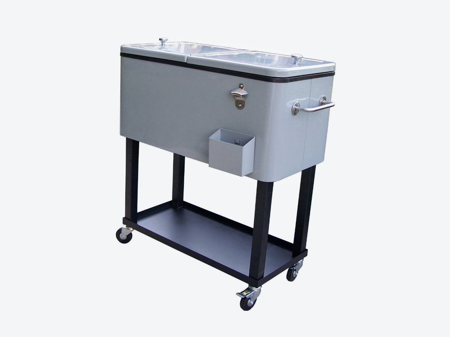 rolling cooler: rolling patio cooler