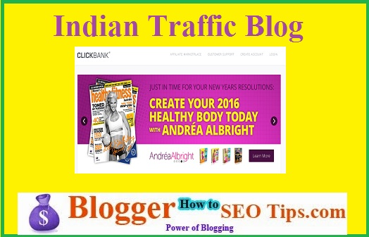 ClickBank Affiliate Network, Indian Blog Publishers, earn money from blog, increase earning
