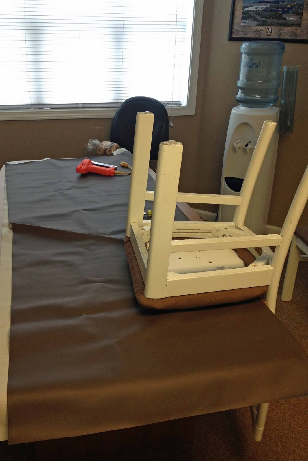 build dining room chairs high definition pics | Love to Live in Pensacola, Florida: Easy DIY: Dining Room ...