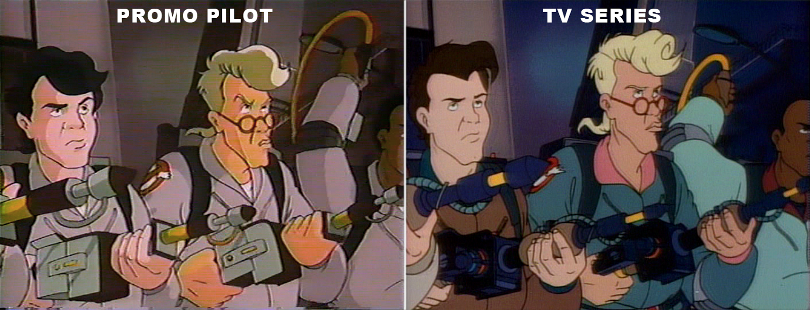Tokyo Toy Bastard The Real Ghostbusters Promo Pilot