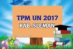 Hasil TPM Tahap 1 Kabupaten Sleman 14-15 November 2016