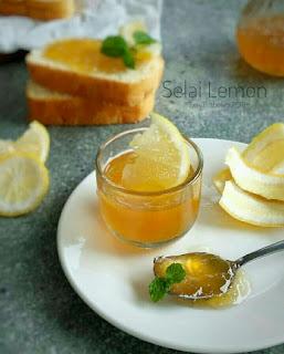 Ide Resep Membuat Selai Lemon