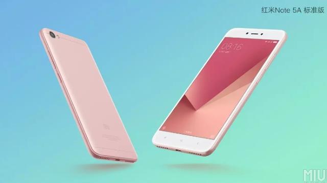 Spesifikasi Xiaomi Redmi Note 5A harga terbaru
