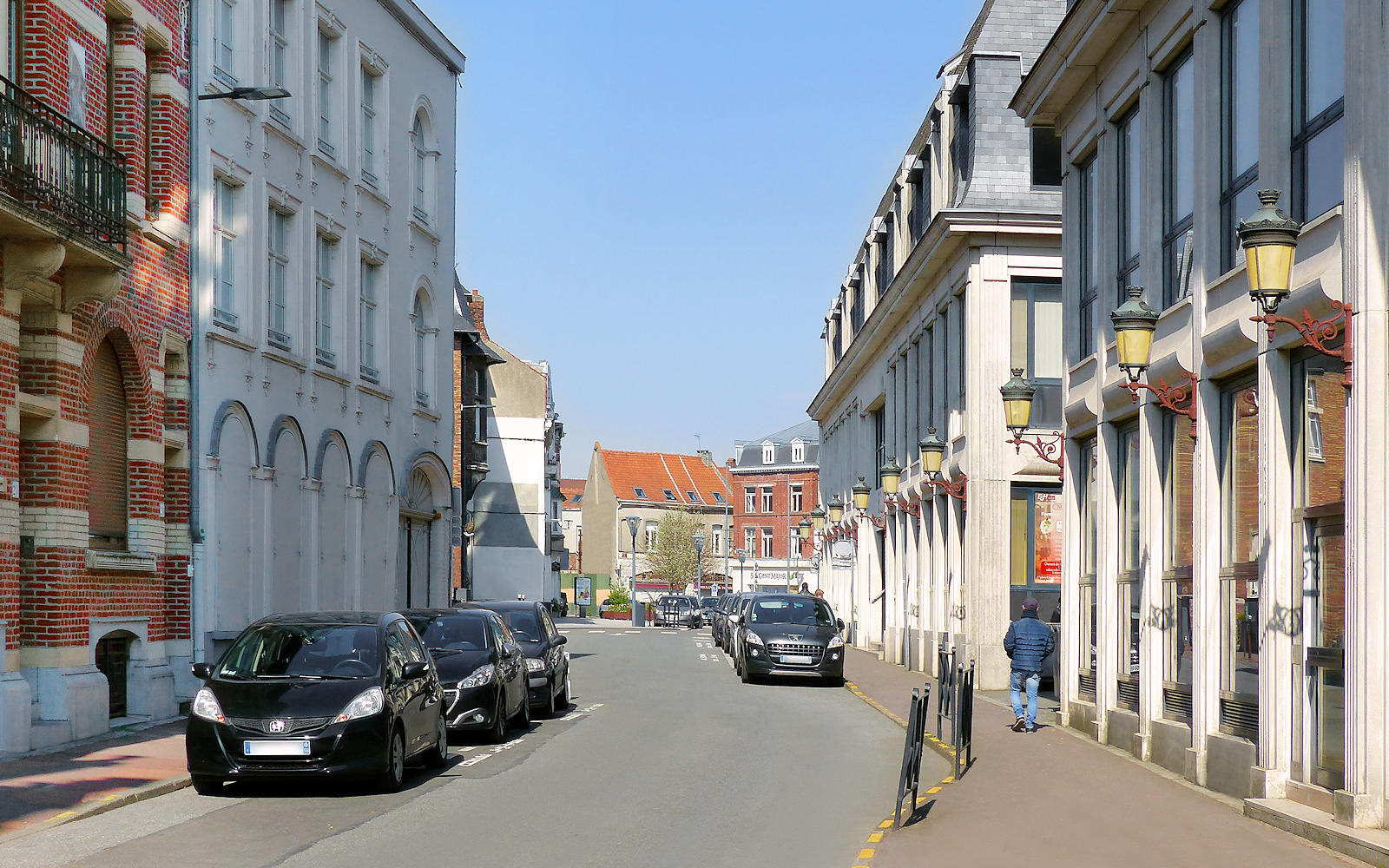 Rues Tourcoing - Rue des Ursulines, Tourcoing