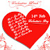 Valentine Week Days List 2017