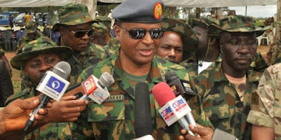CAS at NAF Regiment personnel training 1072x509 660x330 - 9JA NEWS: Home National Security NAF Trains War Officers on Social Media Ethics