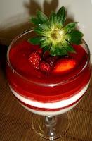 como preparar una gelatina de arandano