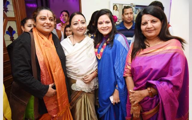 Miss Geeta Singh, Dr Mallika Nadda, Dr Deepali Bhardwaj, Dr Priyanwada
