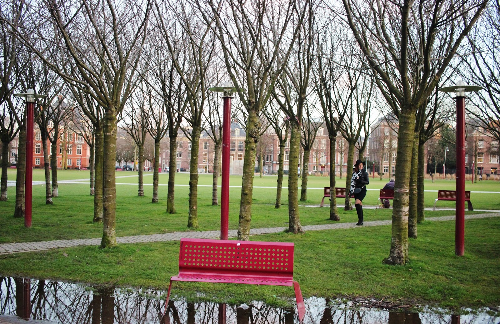 plazas en amsterdam