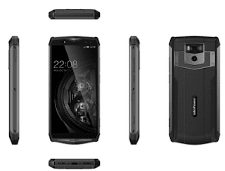 ulefone power 5 full specifications