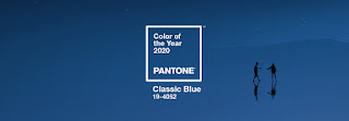 Classic Blue-Pantone Color of the Year