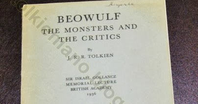 """beowulf: the monsters and the critics essay The role of the monsters in beowulf  2 a version of this essay was read at the 2005 meeting of the south  j r r """"beowulf: the monsters and the critics."""
