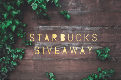 Enter the November Starbucks Giveaway. Ends 11/22. Open WW