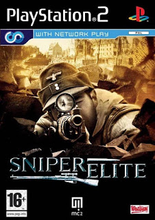 GAME SNIPER ELITE PS2