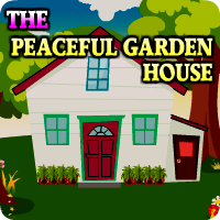 AVMGames The Peaceful Garden House