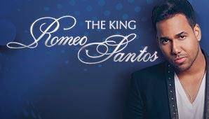 Romeo Santos the King Bogota