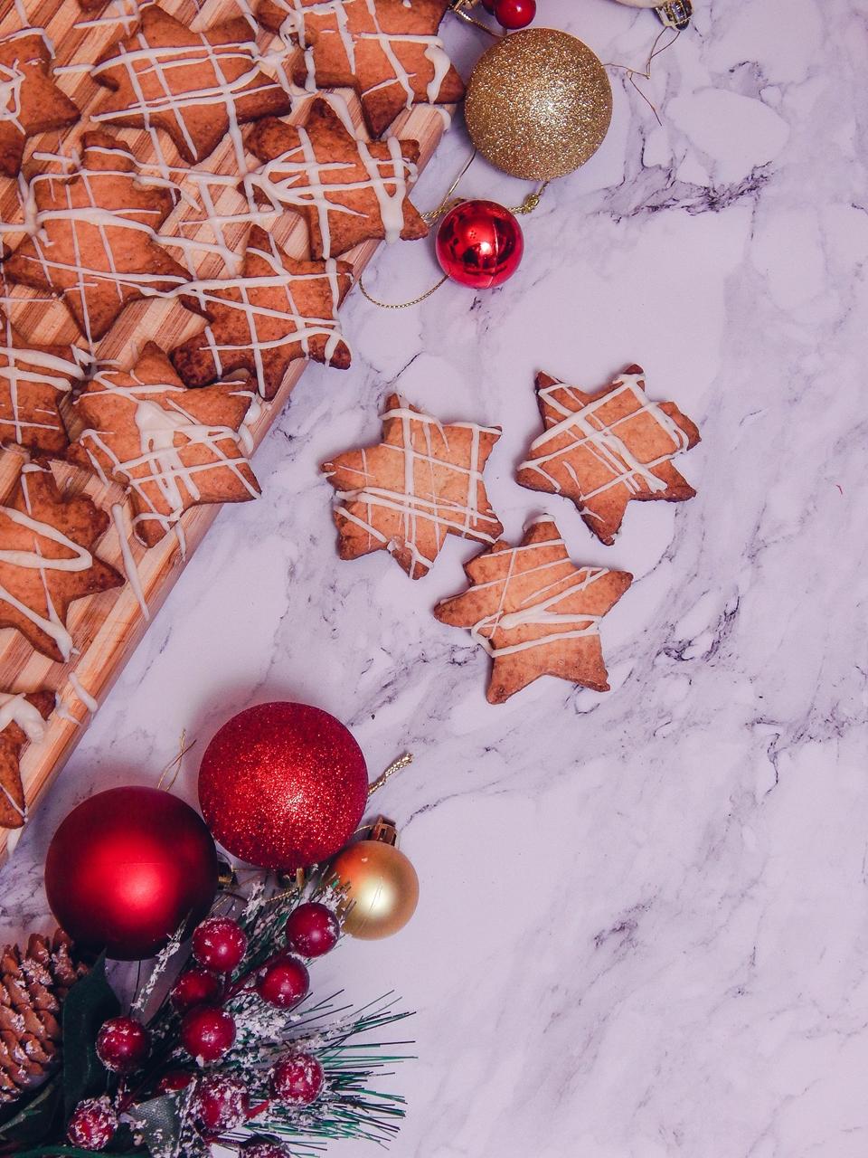 6 Pierniczki inaczej, prosty szybki, łatwy przepis na pierniki ciastka kruche, świąteczne ciastka, ciastka na choinkę jak zrobić pierniki ciastka gwiazdki, blog kulinarny łódź, lifestyle melodylaniella