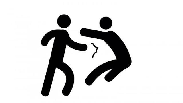 Hanya Masalah Sepele Ini, Dua Pemuda Baku Hantam