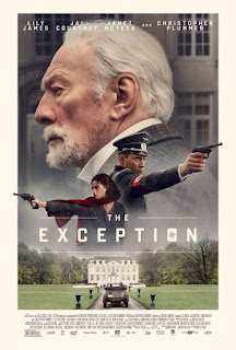 Watch The Exception (2016) movie free online