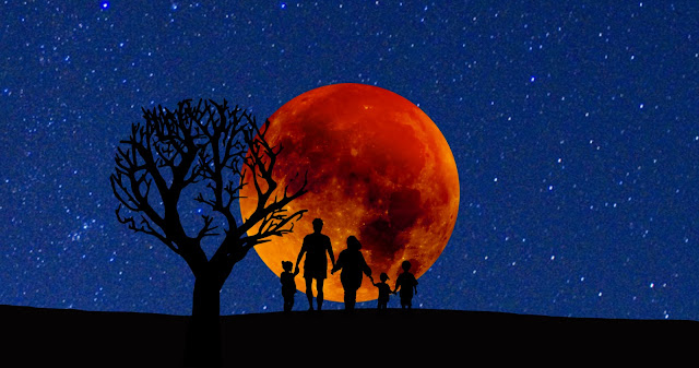 Principal Points To Know About The Century's Longest Lunar Eclipse - In My View