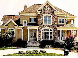 Home with great curb appeal.