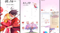 Fox Spirit Matchmaker V.1 Theme For MIUI 10