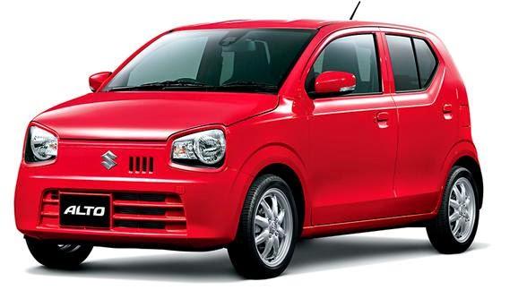 Y/eni Suzuki Alto