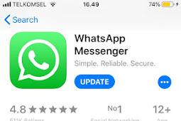 Cara Kunci Aplikasi WhatsApp Kamu dengan Touch ID/Password Tanpa Aplikasi Tambahan di iPhone