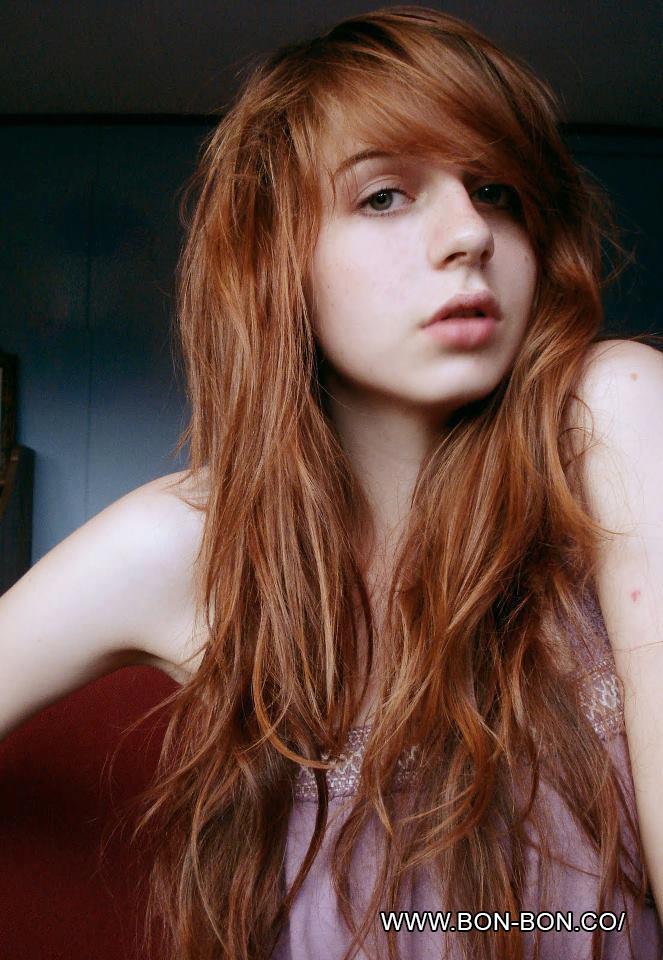Up brunette teen url