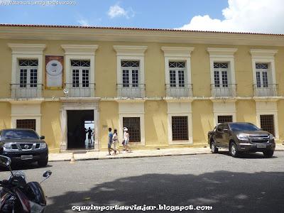 Casa das Onze Janelas - Belém - Pará