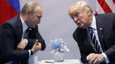 Trump signs sanction law as Russia retaliates