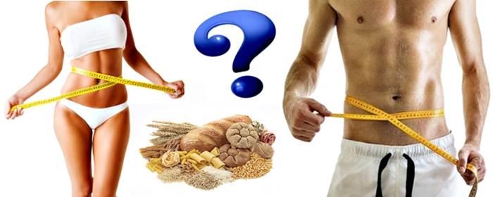 Los carbohidratos no necesariamente te harán subir de peso