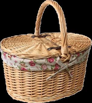 render cesta picnic