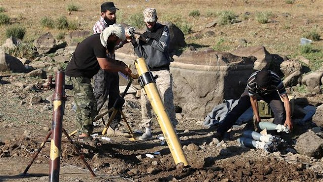Israel, Nusra target Syria's Golan Heights simultaneously: Army source
