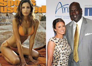 Yvette Prieto Married To Michael Jordan