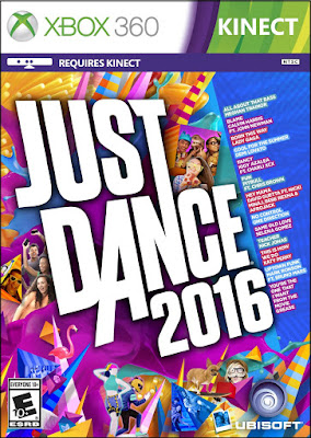 Just Dance 2016 XBOX360 PS3 free download full version