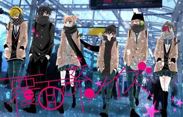 Fukumenkei Noise TV Anime